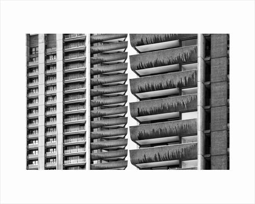 Brutalist Barbican Estate 14 by Joas Souza