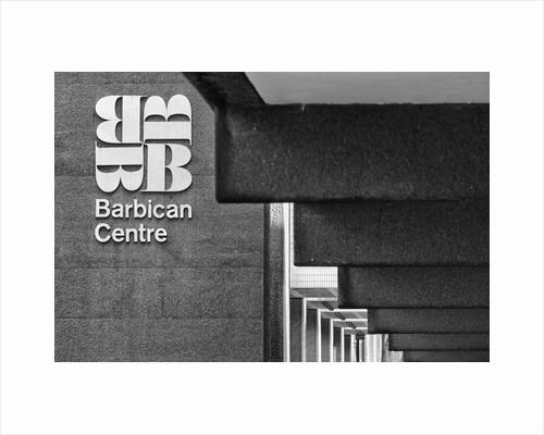 Brutalist Barbican Estate 43 by Joas Souza