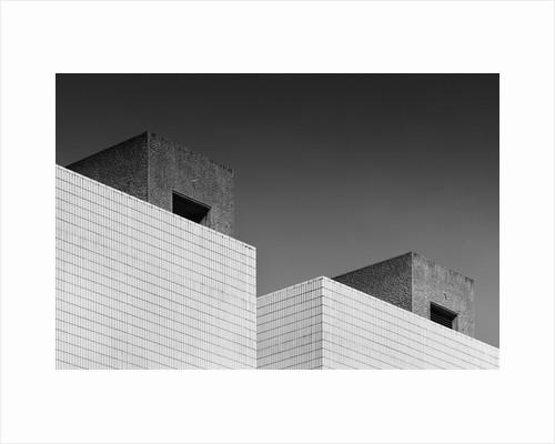 Brutalist Barbican Estate 45 by Joas Souza