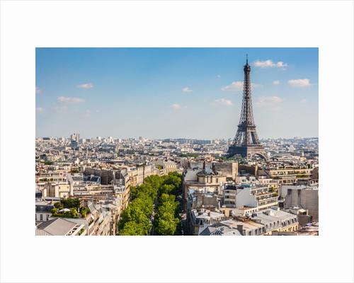 The Paris Tower by Joas Souza