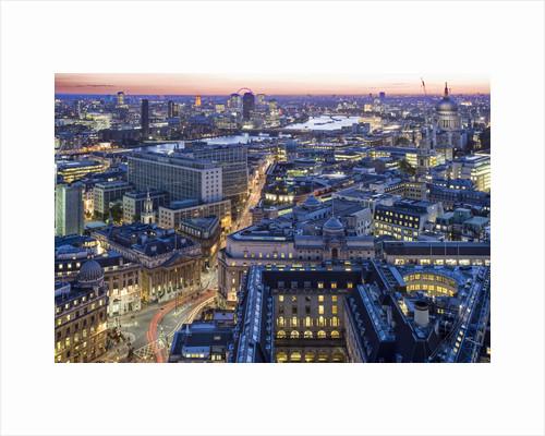 City of London by Joas Souza