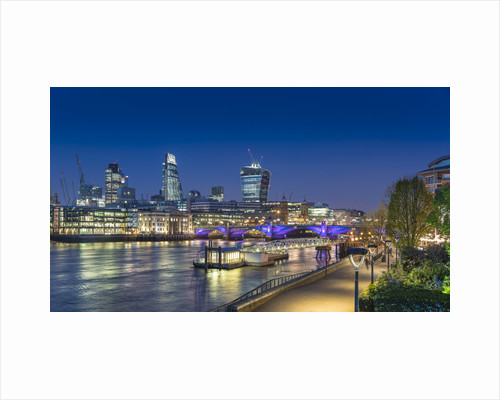Southbank Twilights by Joas Souza