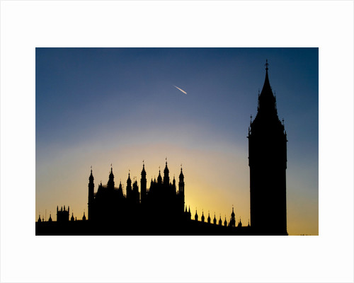 Parliament Sunset by Joas Souza