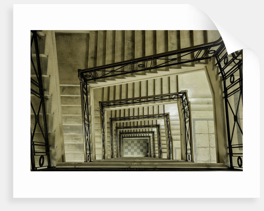 Vicky's Stairs by Joas Souza