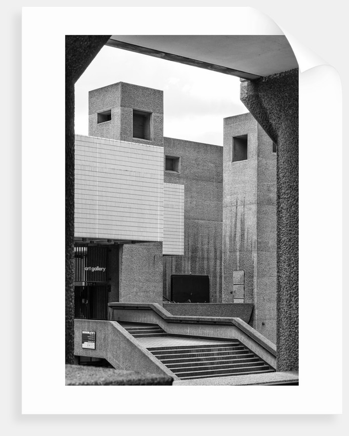 Brutalist Barbican Estate 07 by Joas Souza
