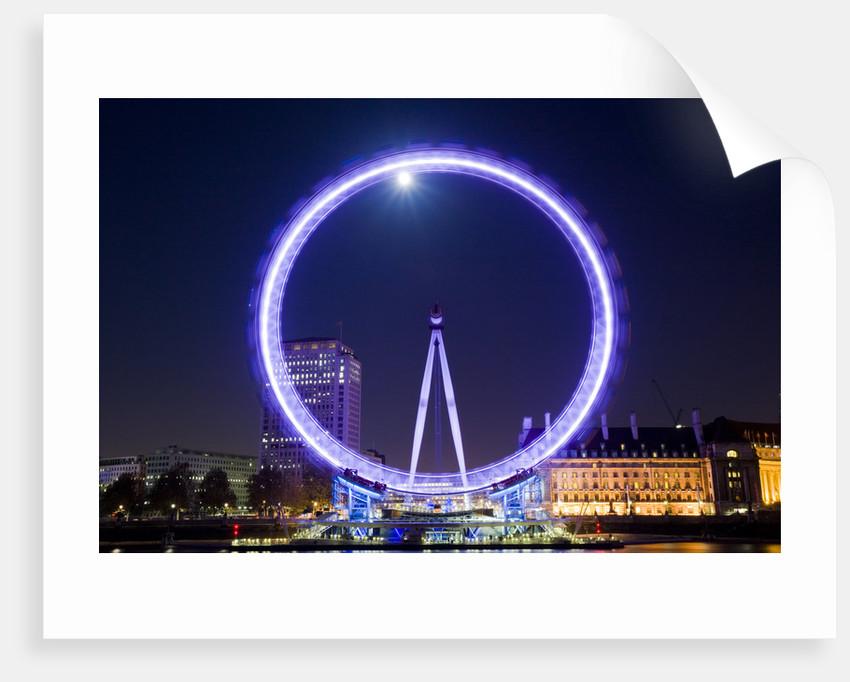 London Eye on the Mood by Joas Souza