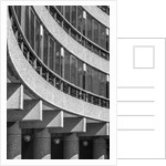 Brutalist Barbican Estate 10 by Joas Souza