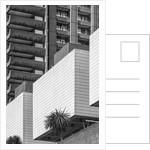 Brutalist Barbican Estate 16 by Joas Souza