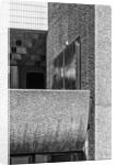 Brutalist Barbican Estate 34 by Joas Souza