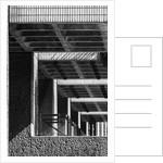 Brutalist Barbican Estate 38 by Joas Souza