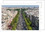 Champs-Élysées by Joas Souza
