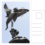 Eros Statue by Joas Souza