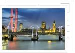Magestic Thames by Joas Souza