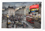 The Circus of Piccadilly by Joas Souza