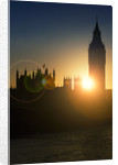 Sunset in Westminster by Joas Souza