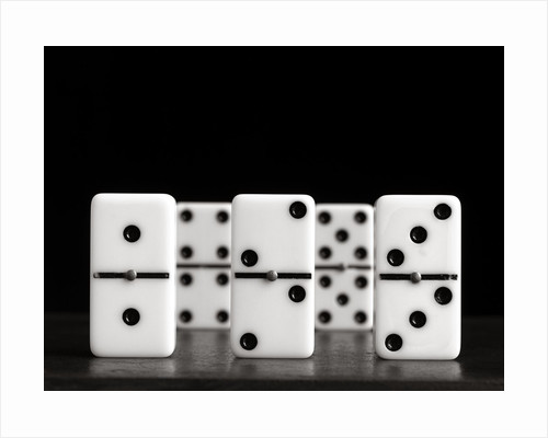 Dominos IV by Kelly Hoppen