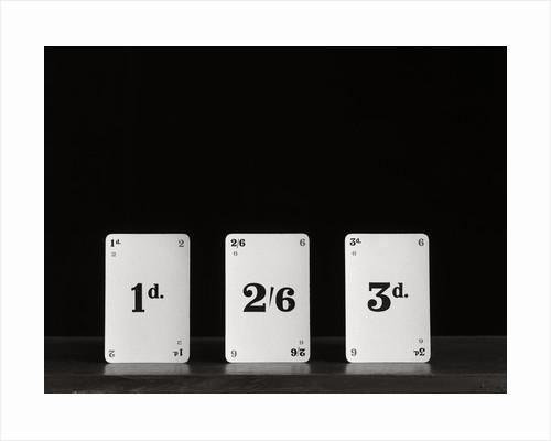 Cards III by Kelly Hoppen