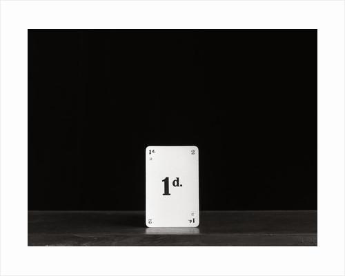 Cards I by Kelly Hoppen