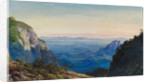 75. View from the Sierra of Petropolis, Brazil, 1880 by Marianne North