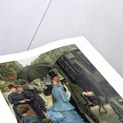 The Bridesmaid, c.1883-85 by James Jacques Joseph Tissot