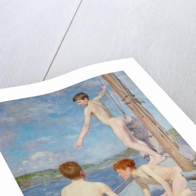 The Bathers, 1889 by Henry Scott Tuke