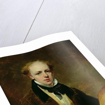 Self Portrait by William Robinson