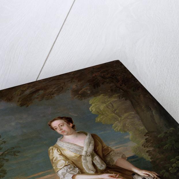 Portrait of Lady Jenkinson, 1742 by Philippe Mercier