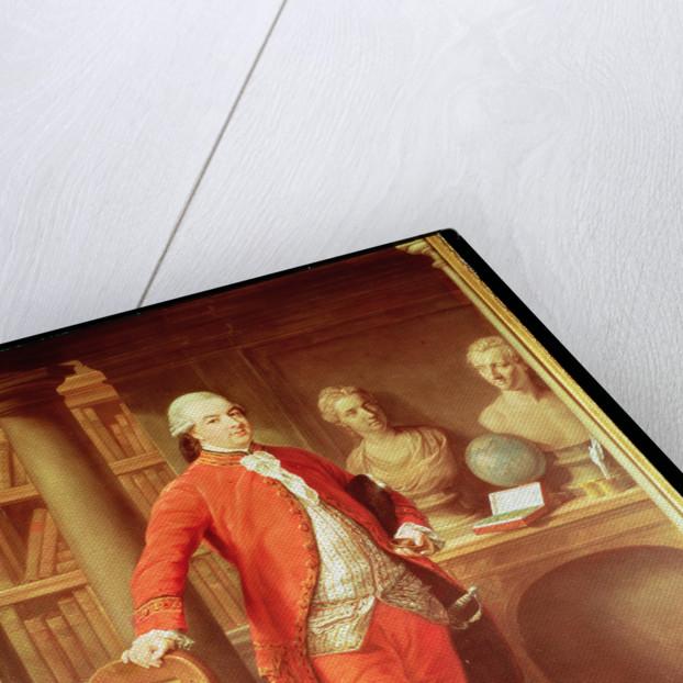 Portrait of Sir Thomas Gascoigne, 8th Baronet, 1779 by Pompeo Girolamo Batoni