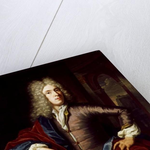 Portrait of Edward, 4th Viscount Irwin by Thomas van der Wilt