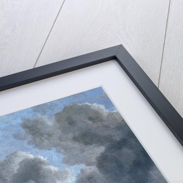 Storm off Egmond-Aan-Zee by Jacob Isaaksz. or Isaacksz. van Ruisdael