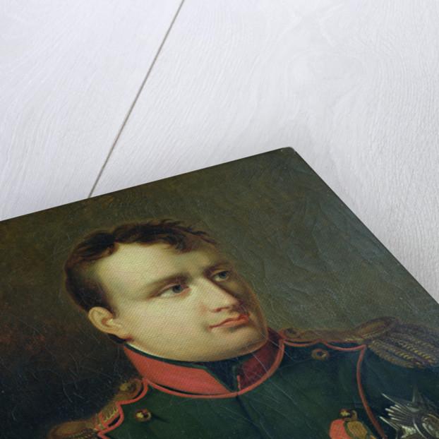Portrait of Napoleon I by French School