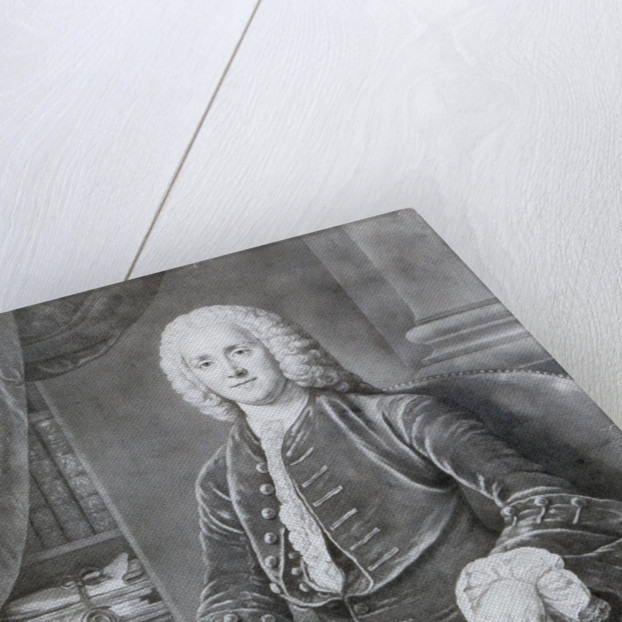 George Grenville by Richard Houston