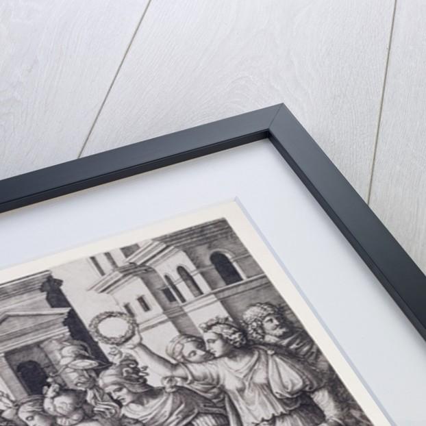 A Triumph by Marcantonio Raimondi