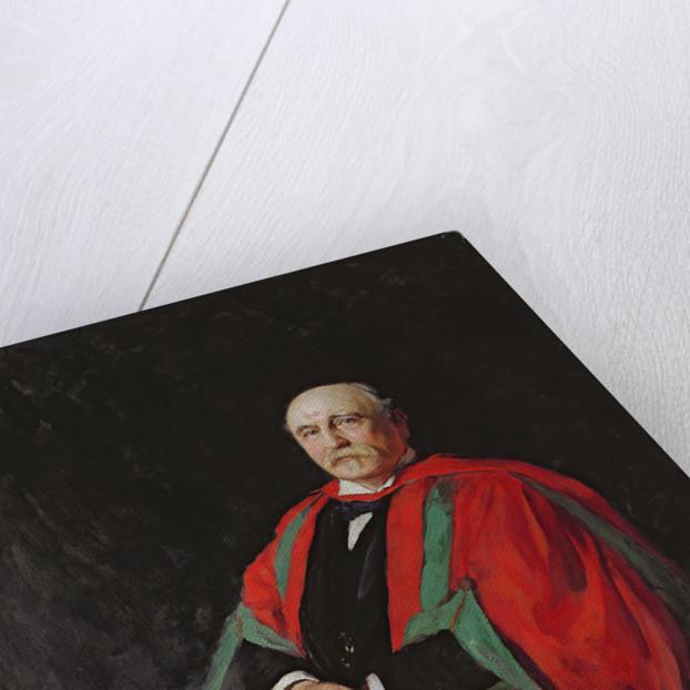 Colonel T W Harding by Sir Hubert von Herkomer
