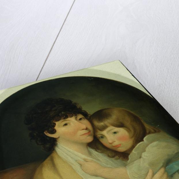 Anna Maria White by English School