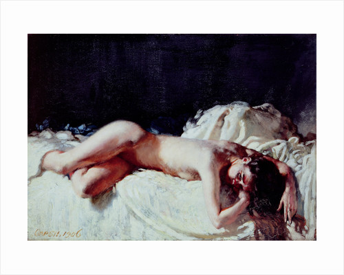 Nude Study, 1906 by Sir William Orpen