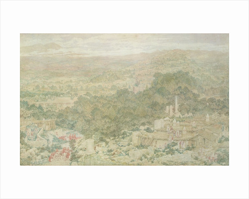 A View of the Ancient City of Tlos in Lycia, 1883 by Richard Dadd