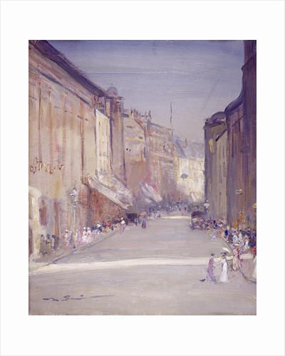 Commercial Street, Leeds by Mark Senior