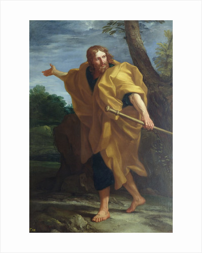 St. James the Greater by Carlo Maratta or Maratti