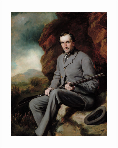 Portrait of Hugo Francis Meynell Ingram by Sir Francis Grant