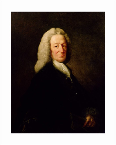 Portrait of Judge Richard Wilson by Benjamin Wilson
