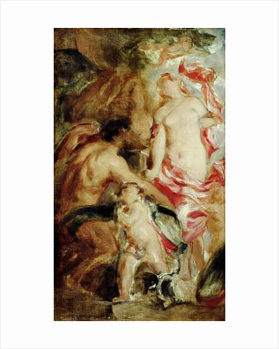 Allegorical Study, A Sketch by William Etty