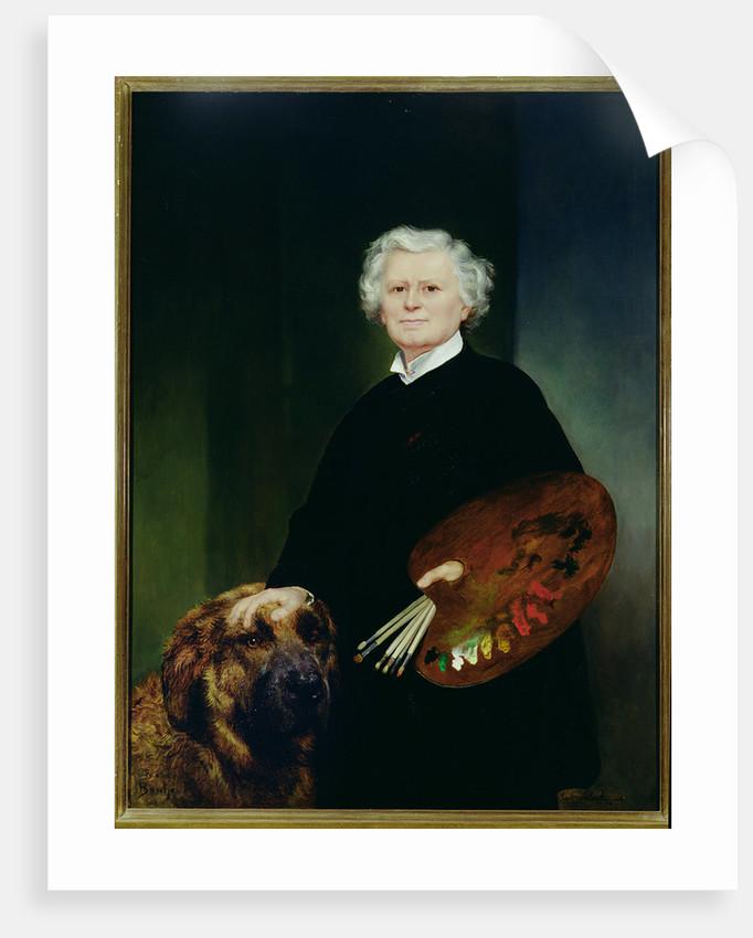 Portrait of Rosa Bonheur by Madame Consuelo-Fould