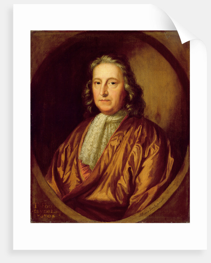 Portrait of Thomas Fountaine by Mary Beale