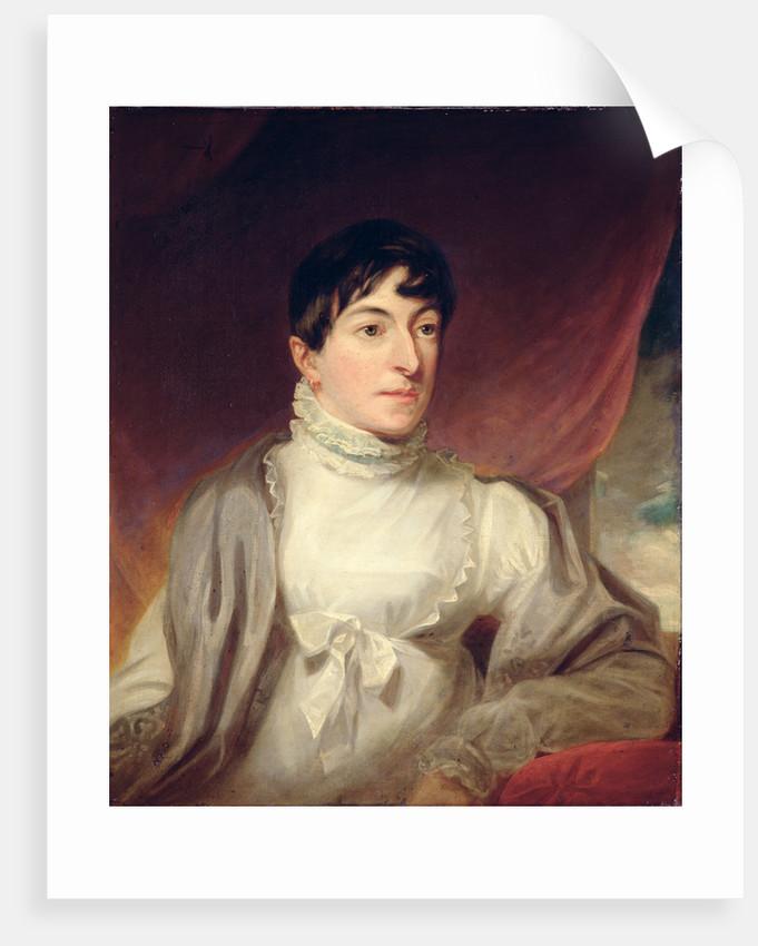 Portrait of Mary Oliver Gascoigne, c.1815 by English School