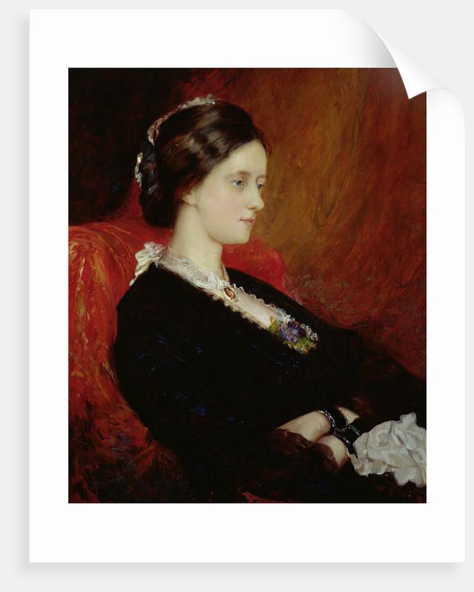 Portrait of The Hon. Mrs Emily Meynell-Ingram by Sir William Blake Richmond