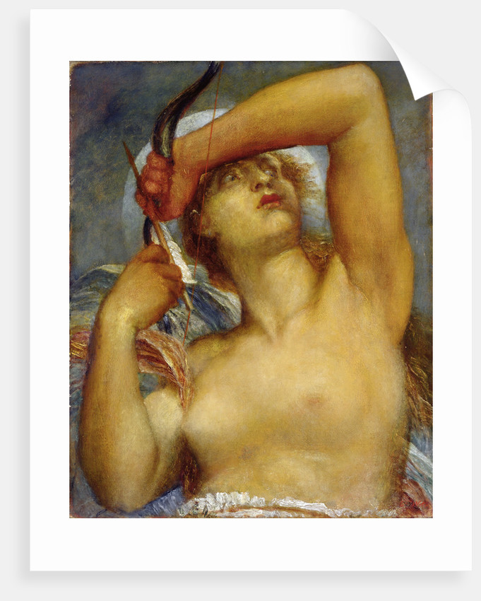 Artemis by George Frederic Watts