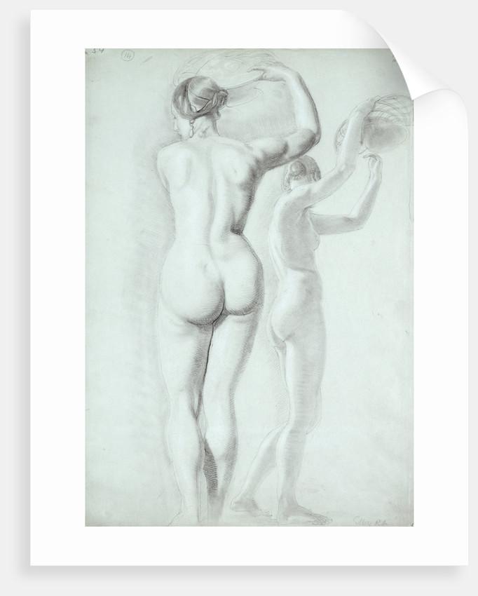 Figure studies by William Etty