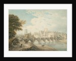 North-East View of Durham, c.1783 by Thomas Hearne