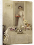 The Breakfast Table, 1907 by Henry Silkstone Hopwood